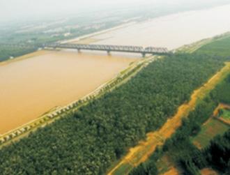 黄河中卫城市过境段水生态治理保护工程