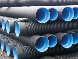 兰州HDPE聚乙烯双壁波纹管系列