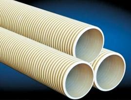 PVC-U聚氯乙烯双壁波纹管系列